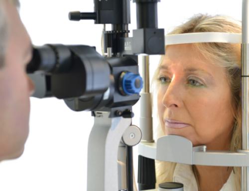 Presión intraocular